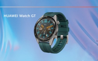 """""""Huawei Watch Active"""" offered with carrier pre-order of P30 in Serbia"""