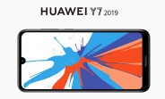 Huawei launches Y7 (2019) mid-ranger