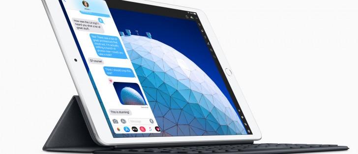 Apple launches new 10 5-inch iPad Air and 7 9-inch iPad mini