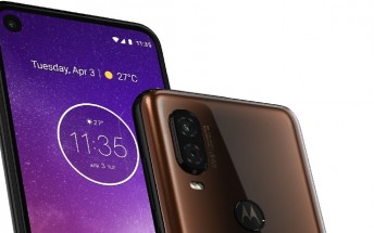 Motorola One Vision image leaks revealing punch-hole display and 48MP rear camera