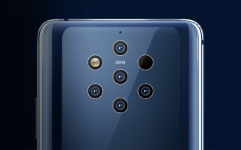 Nokia 9 PureView promo videos highlight the advantages of the penta-camera