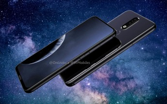 Nokia X71 (aka 8.1 Plus) with a 48MP rear camera coming on April 2