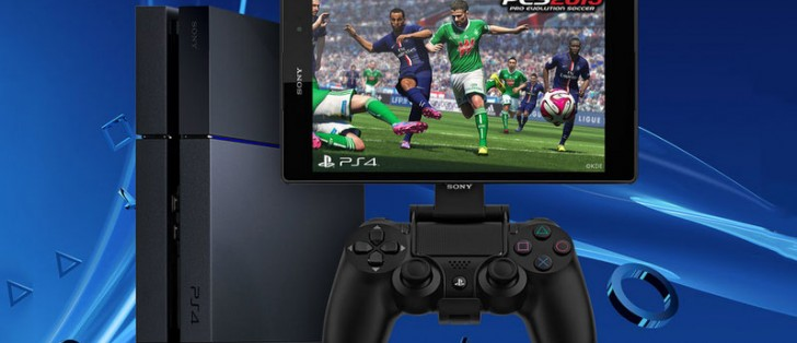 PS4 Remote Play app now available on iOS - GSMArena com news