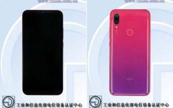 Redmi 7 appears on TENAA with full specs and images