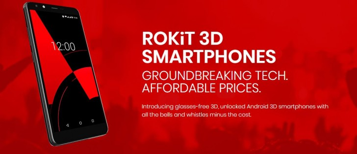 ROKiT officially launches phone lineup, a plethora of