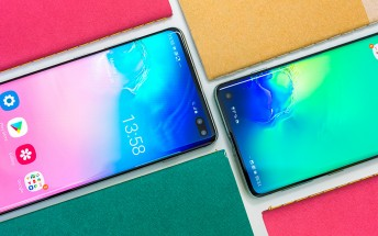Users report Galaxy S10 front camera using cropped mode in third-party apps