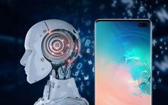 Samsung explains how Galaxy S10's enhancing features work