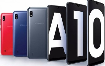 Samsung Galaxy A10 goes on sale in Pakistan