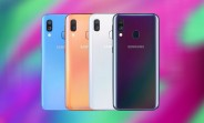 Samsung Galaxy A40 arrives in Europe with 25 MP selfie camera