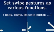 Samsung's One Hand Operation + gesture navigation app released on Play Store