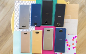 Sony Xperia 10 and Xperia 10 Plus in for review