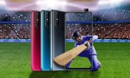 The vivo V15 Pro becomes the fastest-selling V-series phone