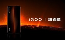 Screenshots from vivo iQOO presentation