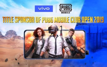 vivo becomes official smartphone provider of PUBG MOBILE Open 2019