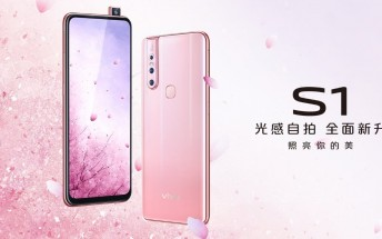 vivo S1 arrives with 6.53-inch display and 24.8MP pop-up selfie camera