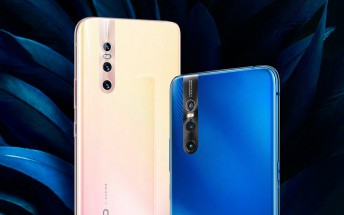 vivo X27 offical renders surface, reveal color options