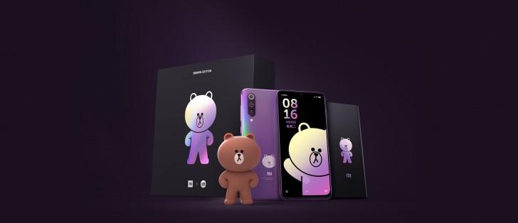 Xiaomi Mi 9 SE Brown Bear Edition unveiled, coming April 9