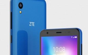 ZTE Blade A5 2019 unveiled