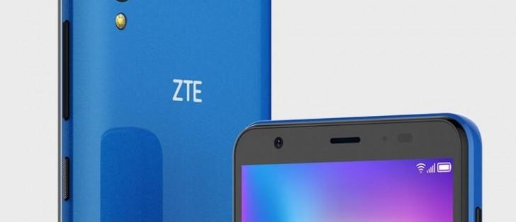 ZTE Blade A5 2019 unveiled - GSMArena com news