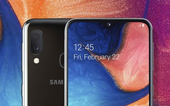 Samsung Galaxy A20e unveiled with a smaller 5.8