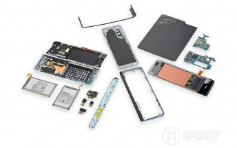 iFixit tears down Galaxy Fold, finds it fatally fragile and suggests what may be wrong with it