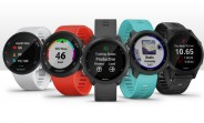 Garmin introduces 5 new Forerunner smartwatches, starting at $199