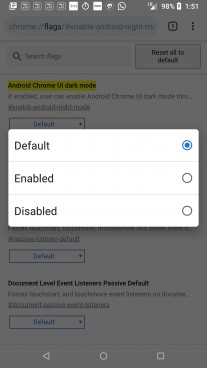 Google Chrome for Android gets Dark Mode with latest update