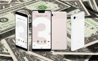 Google Fi cuts Pixel 3 and 3 XL price in half for its birthday (today only)