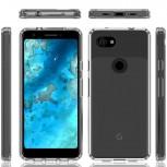 Google Pixel 3a case renders