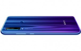 Honor 20 lite appears in leaked renders complete with specs
