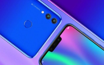 Honor 8C now comes in Phantom Blue color