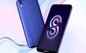 Entry-level Honor 8S announced