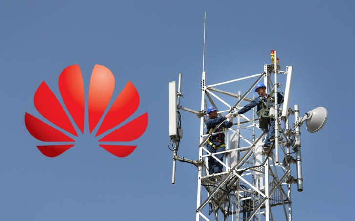All major UK carriers rely on Huawei for 5G equipment