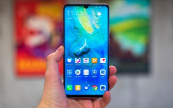 Huawei Mate 20 X 5G appears in a hands-on video