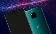 Huawei Mate 20 X 5G, Oppo Reno 10x zoom 5G pictured