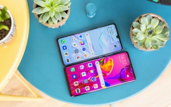 Huawei P30 and Huawei P30 Pro sold out in 10 seconds in China