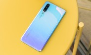 Huawei P30 in for review