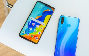 Huawei P30 Lite in for review