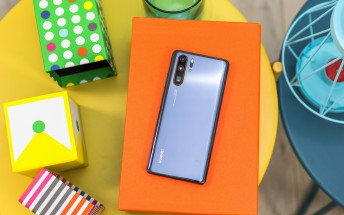 Huawei P30 Pro receives a software update
