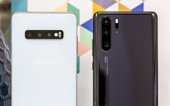 Samsung Galaxy S10+ beats Huawei P30 Pro in a speed test