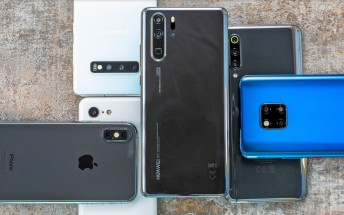 Report: Apple saw 30% decline in shipments in Q1 YoY, Huawei up 50%
