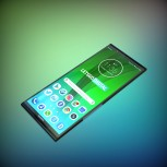 Lenovo's foldable phone renders based on the patent