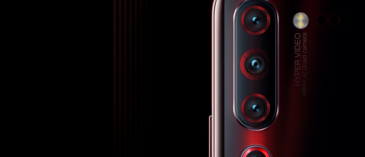 Lenovo Z6 Pro to have four cameras on the back