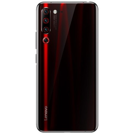 Lenovo Z6 Pro poses for the camera ahead of April 23 launch