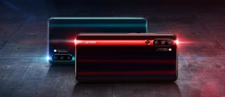 Lenovo Z6 Pro is official with four cameras and a big battery