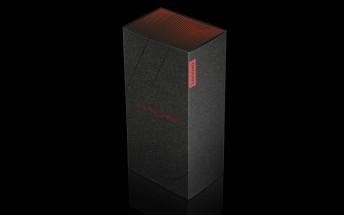 Lenovo Z6 Pro retail box arrives
