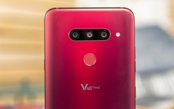 AT&T's LG V40 ThinQ gets Android Pie with April 2019 security patch
