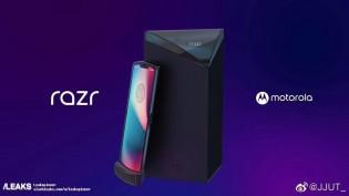Motorola RAZR 2019 rend fuites