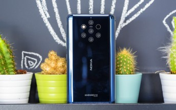 Our Nokia 9 video (Pu)Review is up