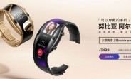 Flexible screen nubia Alpha up for pre-orders, coming April 10